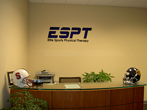 ESPT Reception Area