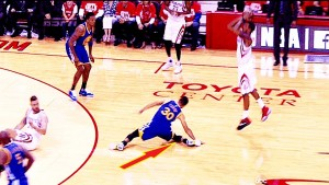 Steph Curry Knee Injury